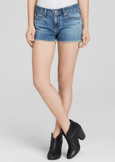 AG Adriano Goldschmied Denim Shorts - Bonnie Cutoff