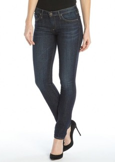 AG Adriano Goldschmied fey dark blue wash 'The Ballad' slim bootcut jeans