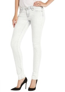 AG Adriano Goldschmied frost white super skinny 'The Legging' jeans