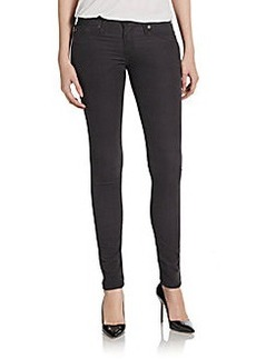 AG Adriano Goldschmied Grid Jacquard Super-Skinny Jeggings