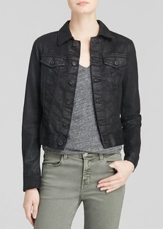 AG Adriano Goldschmied Jacket - Robyn Coated Denim