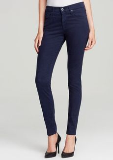 AG Adriano Goldschmied Jeans - Bloomingdale's Exclusive Luscious Sateen Farrah High Rise Skinny in Double Indigo