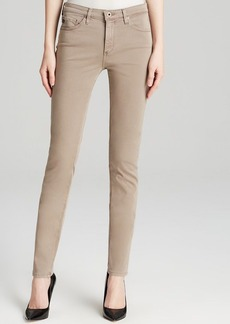 AG Jeans - Bloomingdale's Exclusive Prima Luscious Stretch Sateen in Tan Silt