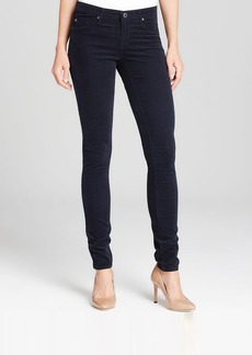 AG Adriano Goldschmied Jeans - Corduroy Legging in Night Eclipse