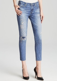 AG Adriano Goldschmied Jeans - Digital Luxe Legging Ankle in Newton