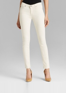 AG Adriano Goldschmied Jeans - Exclusive Prima Skinny in Bone
