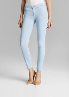 AG Adriano Goldschmied Jeans - Exclusive Prima Skinny in Bouncy Blue