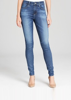 AG Adriano Goldschmied Jeans - Farrah High Rise Skinny in 11 Years