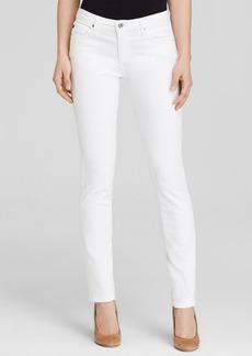 AG Adriano Goldschmied Jeans - Harper Straight Leg in White
