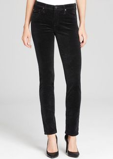 AG Adriano Goldschmied Jeans - Prima Corduroy in Black