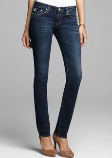 AG Adriano Goldschmied Jeans - The Aubrey Straight in 4 Years Seattle