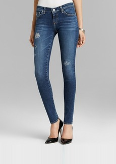 AG Adriano Goldschmied Jeans - The Legging in 10 Year Mend