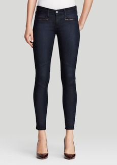 AG Adriano Goldschmied Jeans - The Moto Legging in Rustle