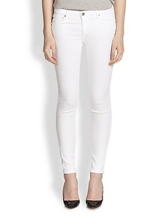 AG Adriano Goldschmied Legging Ankle Zip Jeans