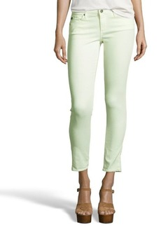 AG Adriano Goldschmied melon denim 'The Legging Ankle ' super skinny jeans