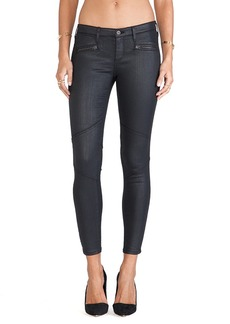 AG Adriano Goldschmied Moto Legging in nulll