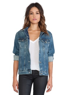 AG Adriano Goldschmied Nancy Denim Jacket