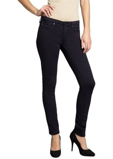 AG Adriano Goldschmied navy stretch knit 'The Legging' skinny jeggings
