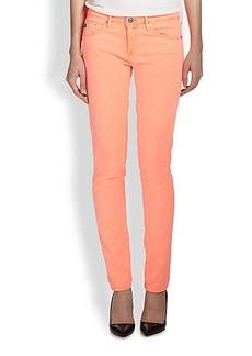 AG Neon Stilt Skinny Jeans