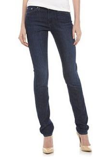 AG Adriano Goldschmied Premier Slim-Straight Jeans, Avalon