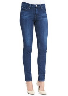 AG Adriano Goldschmied Prima Mid-Rise Cigarette Jeans, 5 Years Rainfall