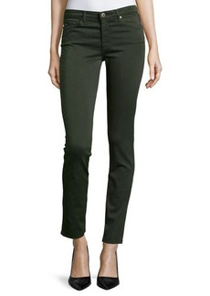 AG Adriano Goldschmied Prima Mid-Rise Skinny Jeans