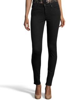 AG Adriano Goldschmied raven 'Middi' mid-rise skinny jeans