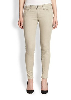 AG Adriano Goldschmied Reagan Moto Skinny Jeans