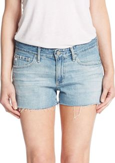 AG Adriano Goldschmied Relaxed Jean Shorts