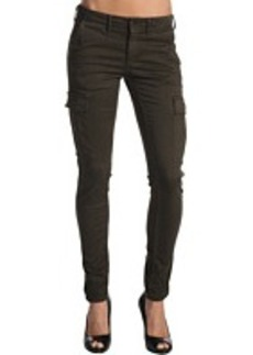 AG Adriano Goldschmied Sateen Slim Cargo Pant