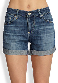 AG Adriano Goldschmied The Hailey Denim Shorts