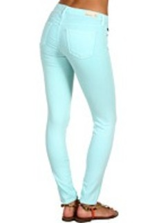 AG Adriano Goldschmied The Legging Ankle Twill in Pigment Seafoam