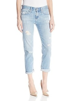 AG Adriano Goldschmied Women's Ex-Boyfriend Slouchy Slim Destroyed Jean