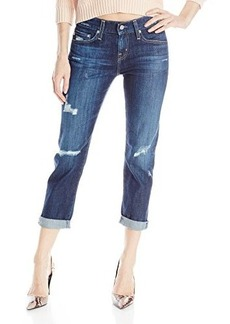 AG Adriano Goldschmied Women's Ex-Boyfriend Slouchy Slim Jean, 10 Years Parched Wood, 32
