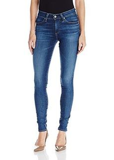 AG Adriano Goldschmied Women's Farrah High-Rise Skinny Jean In 11 Years