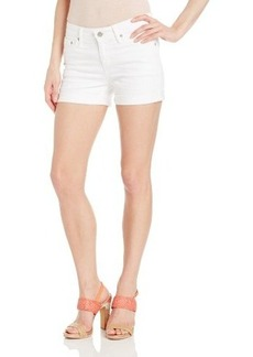 AG Adriano Goldschmied Women's Hailey Ex Boyfriend Cuffed Shorts