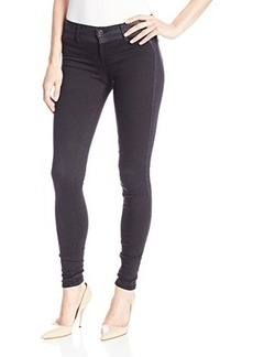AG Adriano Goldschmied Women's Jackson Contour Tuxedo Skinny Jean In Midnight