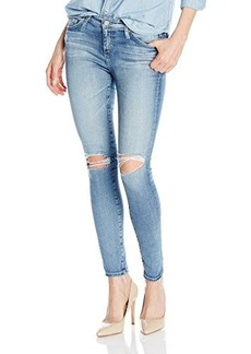 AG Adriano Goldschmied Women's Legging Ankle Jean, 18 Years Ripped, 32