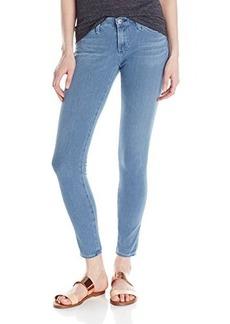 AG Adriano Goldschmied Women's Legging Super Skinny Ankle Jean In Sunscreen