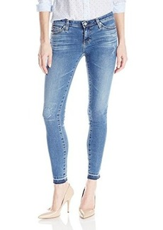 AG Adriano Goldschmied Women's Legging Super Skinny Ankle Revive Jean