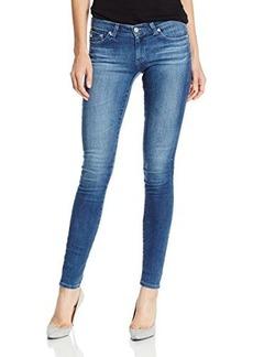 AG Adriano Goldschmied Women's Legging Super Skinny Jean In 12 Year Terrain