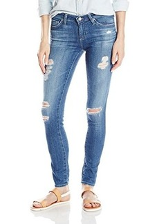 AG Adriano Goldschmied Women's Legging Super Skinny Jean, Years Open Air Rip, 29