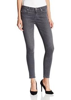 AG Adriano Goldschmied Women's Middi Ankle Mid-Rise Super Skinny Jean