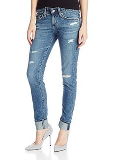AG Adriano Goldschmied Women's Nikki Relaxed Skinny Jean In 13 Years Wildwood