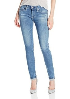 AG Adriano Goldschmied Women's Nikki Relaxed Skinny Jean In 15 Years Saltwater