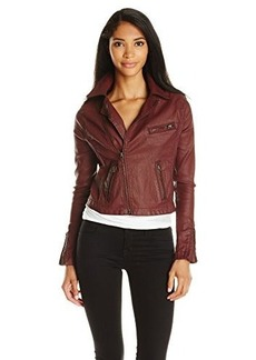 AG Adriano Goldschmied Women's Reiding Biker Jacket