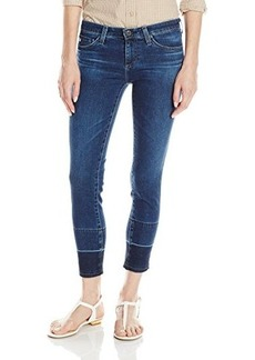 AG Adriano Goldschmied Women's Stilt Cigarette Crop Jean, Years Cusp, 31