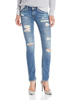 AG Adriano Goldschmied Women's Stilt Cigarette Jean In 15 Years Thrasher