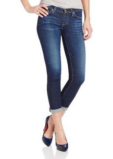 AG Adriano Goldschmied Women's Stilt Roll-Up Jean