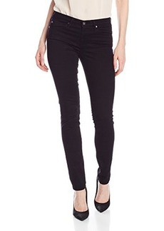 AG Adriano Goldschmied Women's The Prima Skinny-Jean Super Black